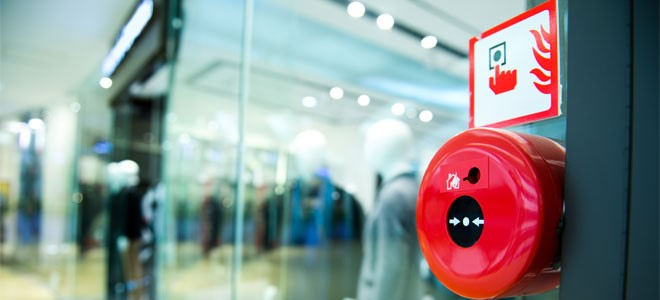 установка пожарной сигнализации на предприятиях